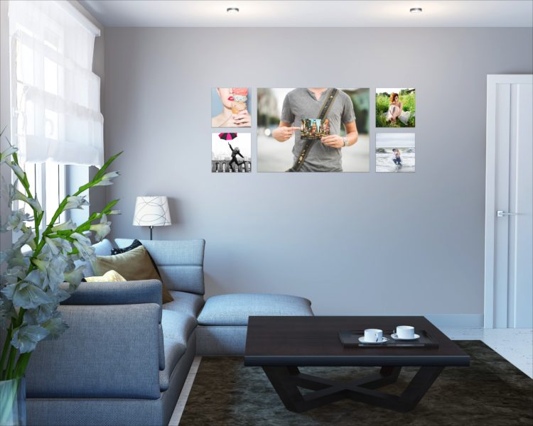 printed canvas collection portrait photography cost to expect