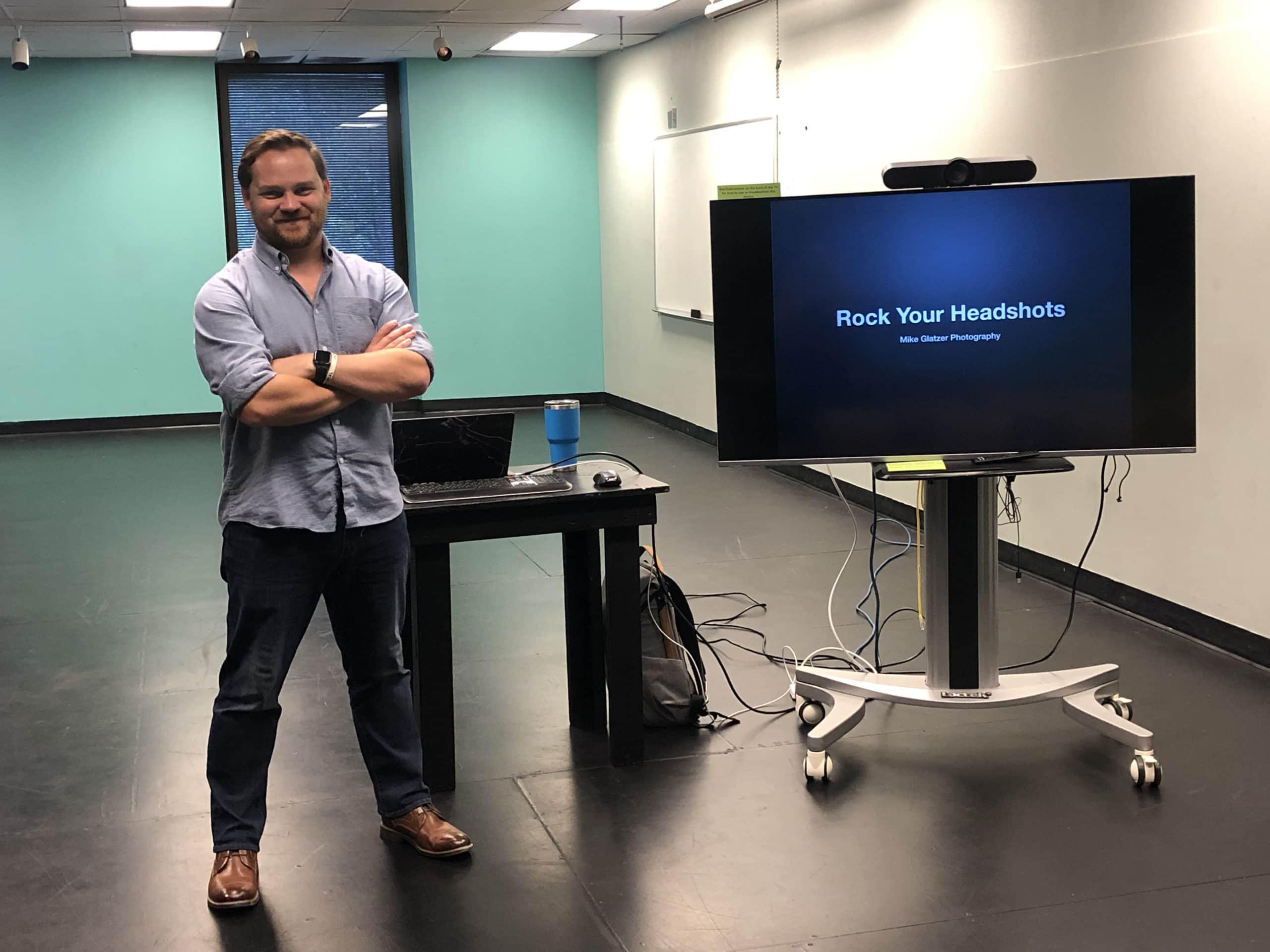 speaking topics by Mike Glatzer