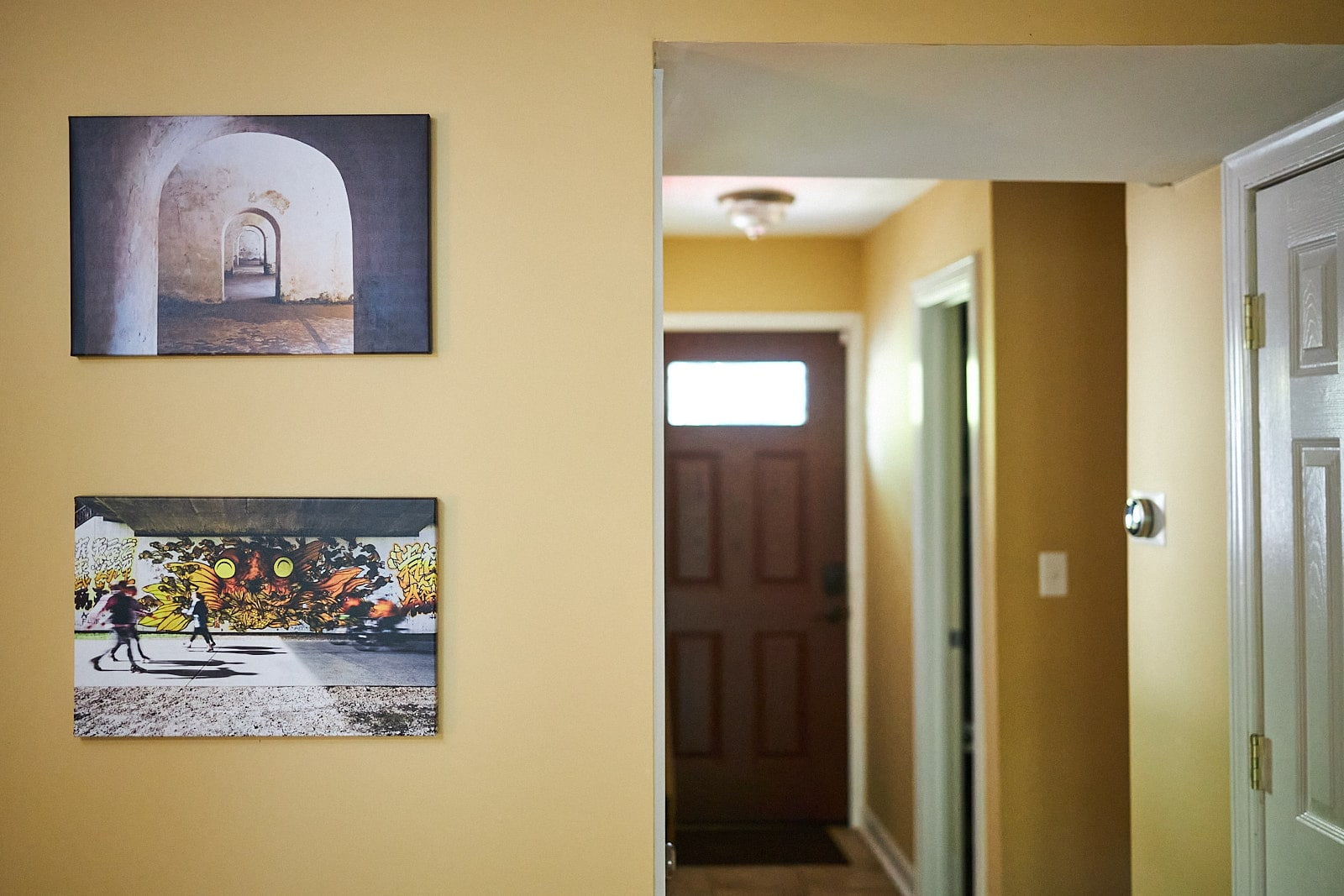 canvas wall art from print shop