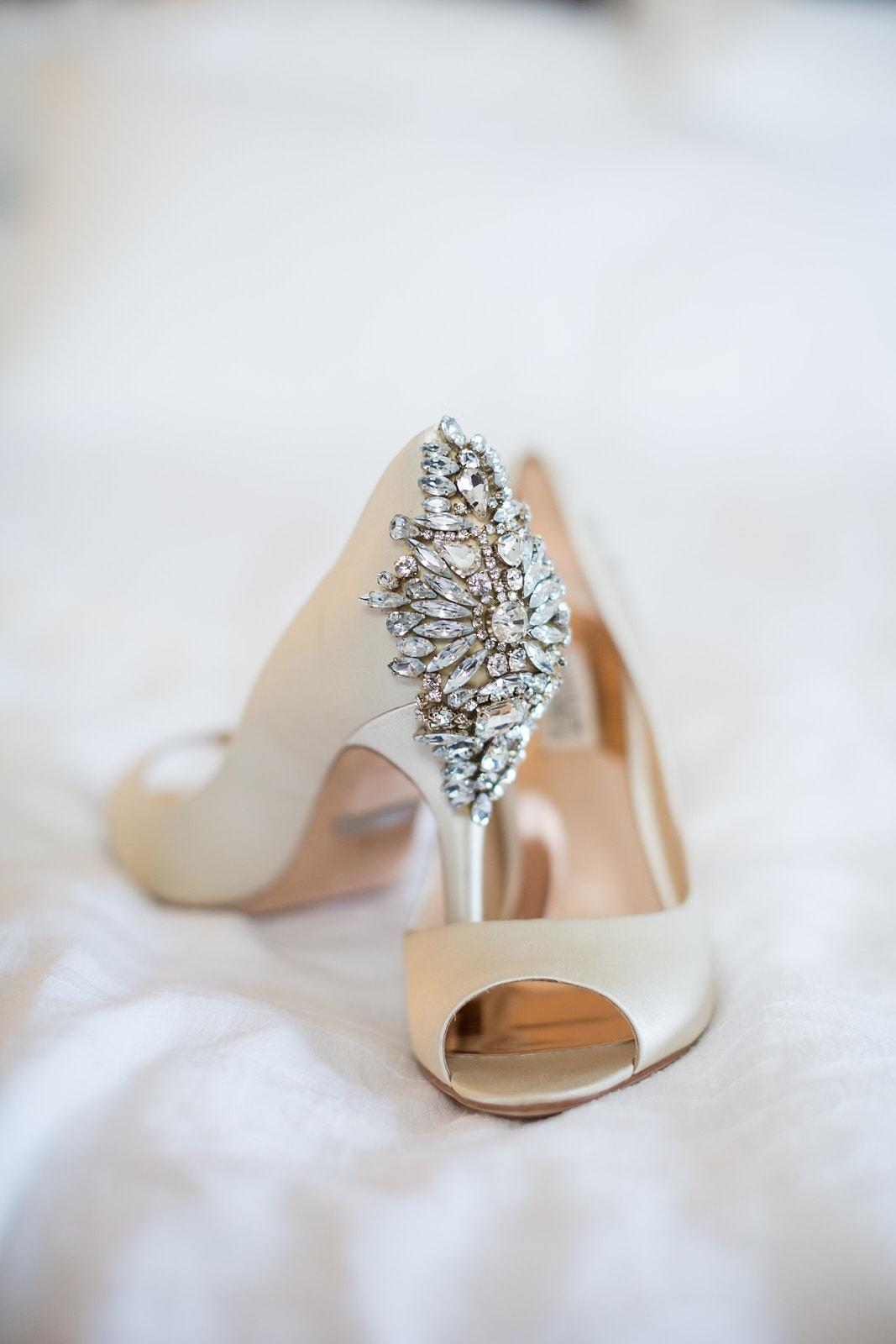 wedding bride shoes ventanas Atlanta